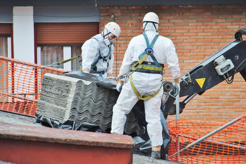Asbestos Removal Contractors in Plymouth Devon