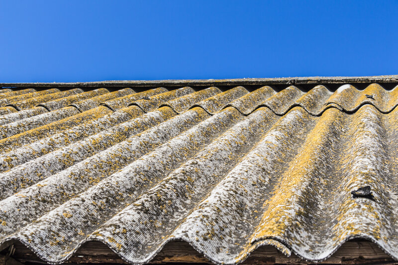 Asbestos Garage Roof Removal Costs Plymouth Devon